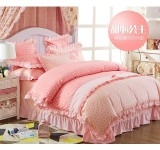 Bed Sheet Set Princess Style